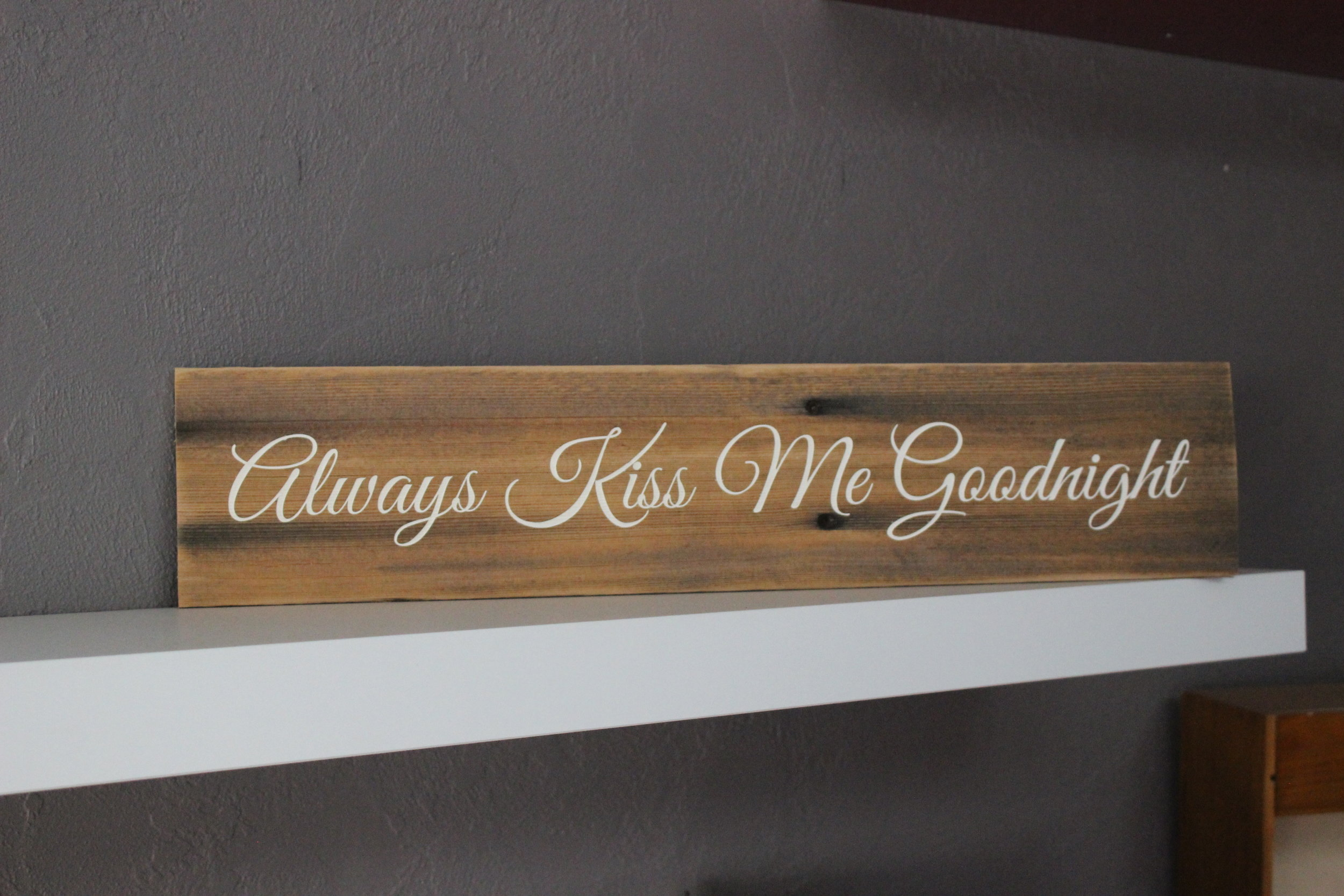 Home decor/signs