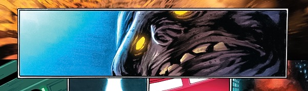 Likewise Clayface is wondering if the dirt on top of Superman's coffin did, or did not, in fact move.