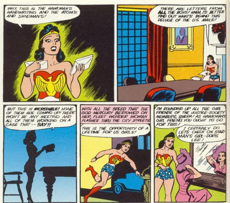 Girl power circa 1942