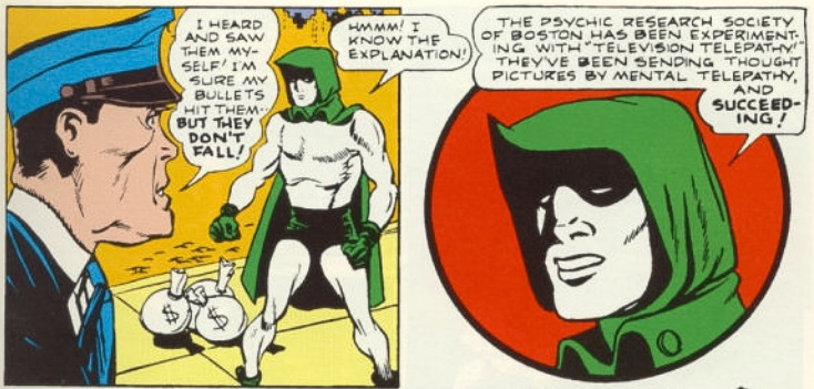 The Spectre is a SIGNIFICANTLY less powerful hero than the modern version.