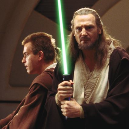 Their greatest jedi ability is overcoming a mullet and a rat tail.