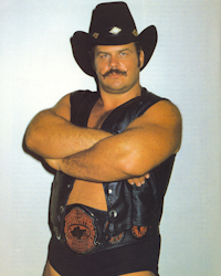 Ron Bass is the new NWA Southeastern champion... how is anyone's guess.