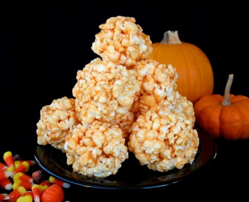 popcorn balls! I literally want some right this second!