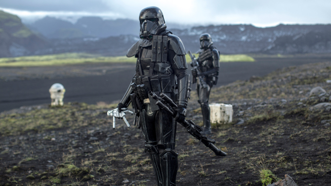 I am moderately indifferent to the black death troopers.  A cool enough design, i suppose, but they really didn't do anything spectacular.