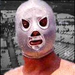Lucha Libre and mexican action movie legend El Santo.