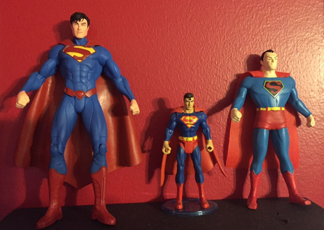 Superman action figures.JPG