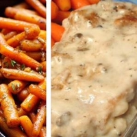 Pork Chops and Carrots.JPG