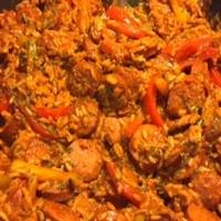 Sausage Pepper Rice Skillet.JPG