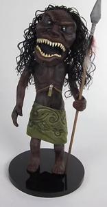 Zuni fetish warrior from trilogy of terror