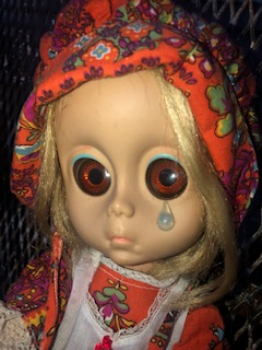 little miss no name doll  from tonya's when it was cool collection