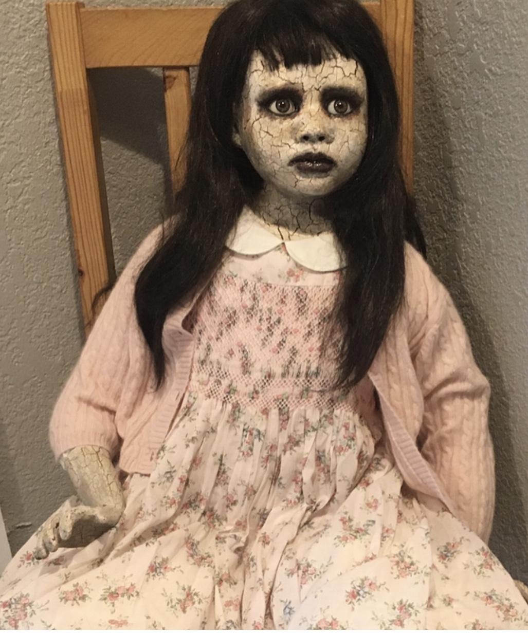 courtesy of  Adopt a Creepy Doll