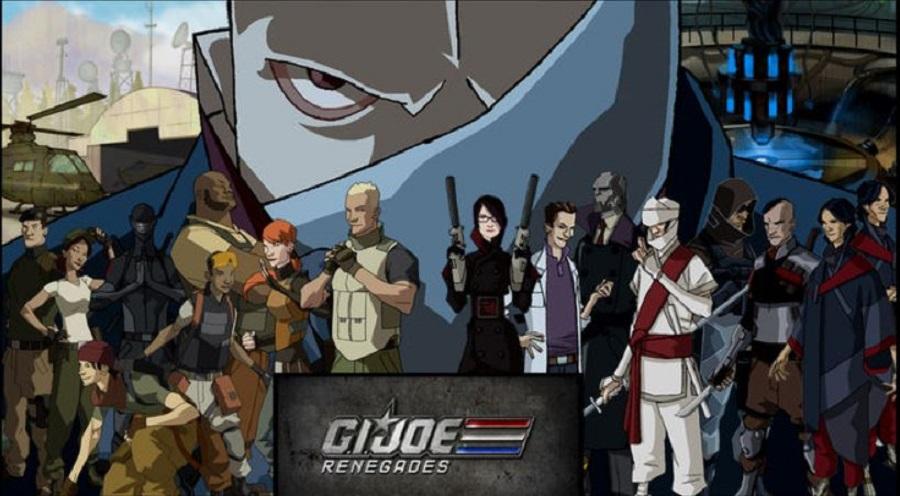 G.I. Joe: Renegades on the HUB. (2010)