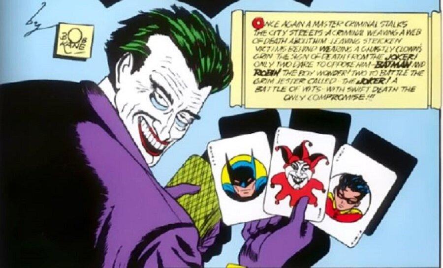 01 The Joker 1st appearance Batman 1 1940.JPG