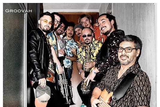 Nous avons eu la chance d'être pris en flag' par le talentueux et omniprésent @jacquesapotheloz ! 😻  Merci pour ces beaux clichés et pour ton travail si précieux pour la scène locale. Massive big up! #concert #music #live #livemusic #singer #concertphotography #festival #love #rock #cumbia #band #photography #musician #show #saxophone #instamusic #musicphotography #tour #gig #hiphop #artist #metal #summer #stage #musica #art #rap #party #instagood #performance