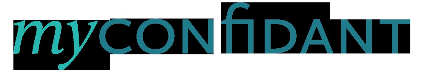myconfidant logo