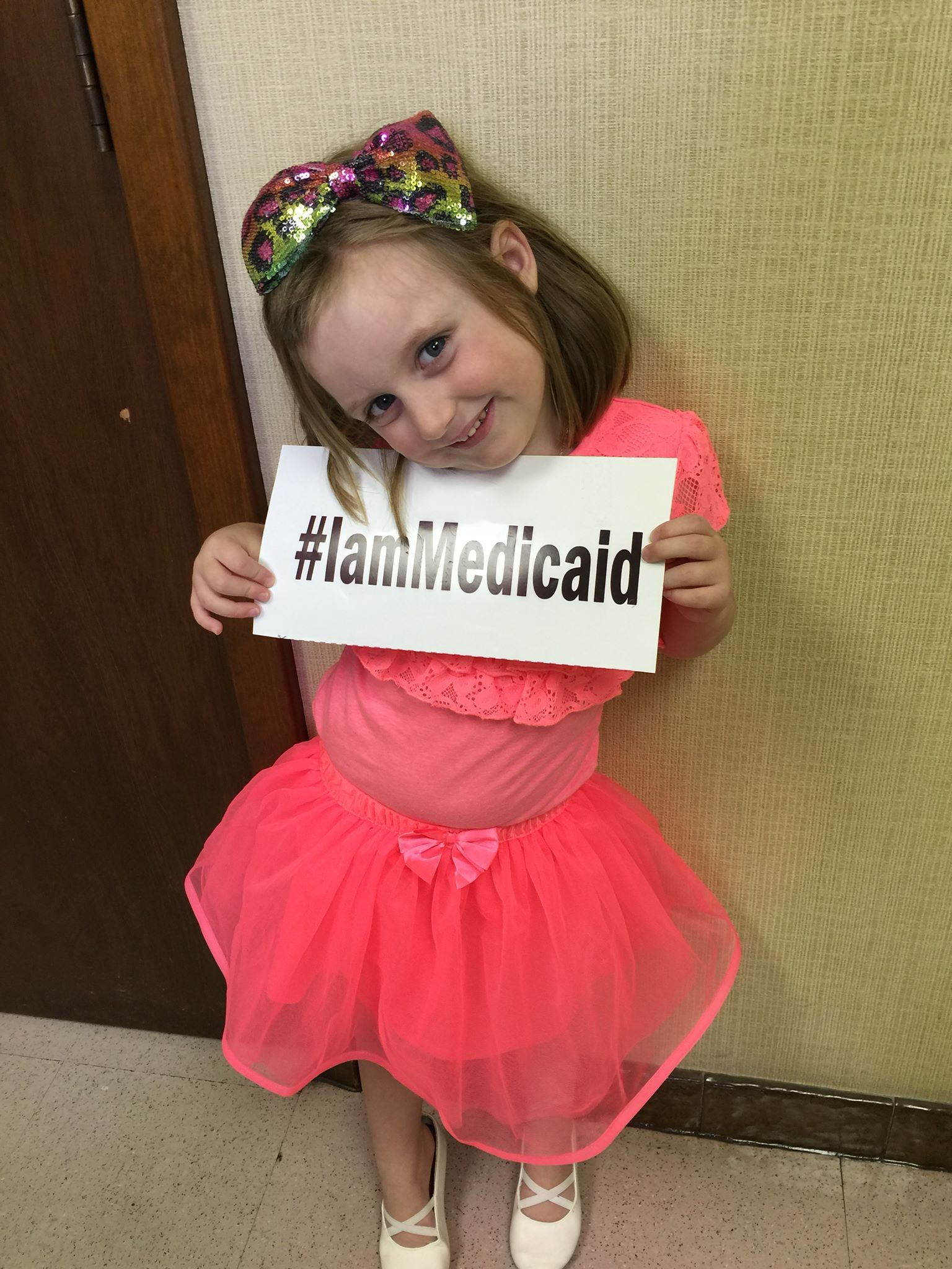 I have yucky allergies. Thank you Medicaid for my medications. #‎IamMedicaid