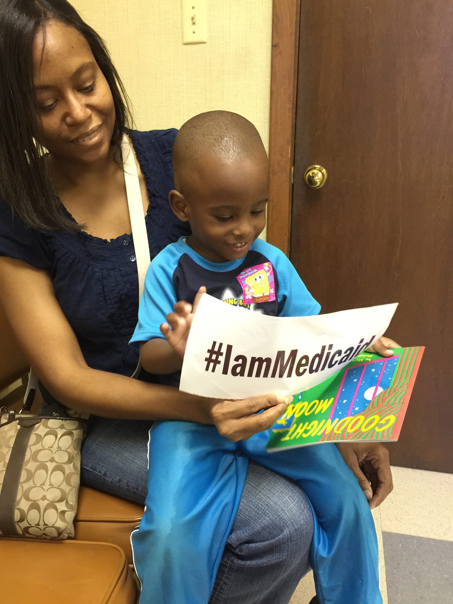 ‪ I was 2lbs at birth. My insurance was Medicaid. My mom gets her Master's Degree this month and I now have private insurance. Thanks Medicaid! #‎IamMedicaid