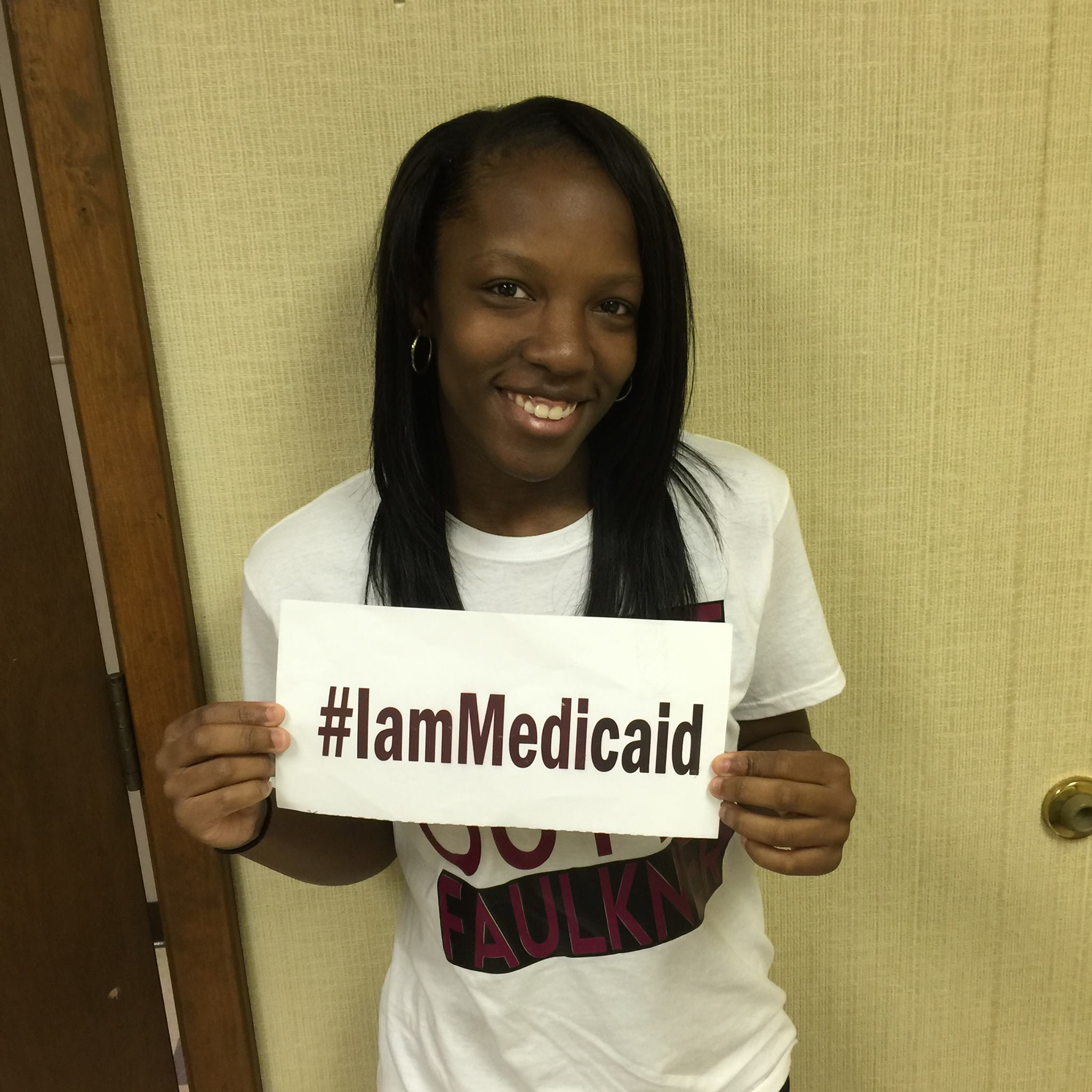 I graduate from college this week and I have private insurance but Medicaid provided my care for 18 years. Thanks Medicaid! ‪#‎IamMedicaid