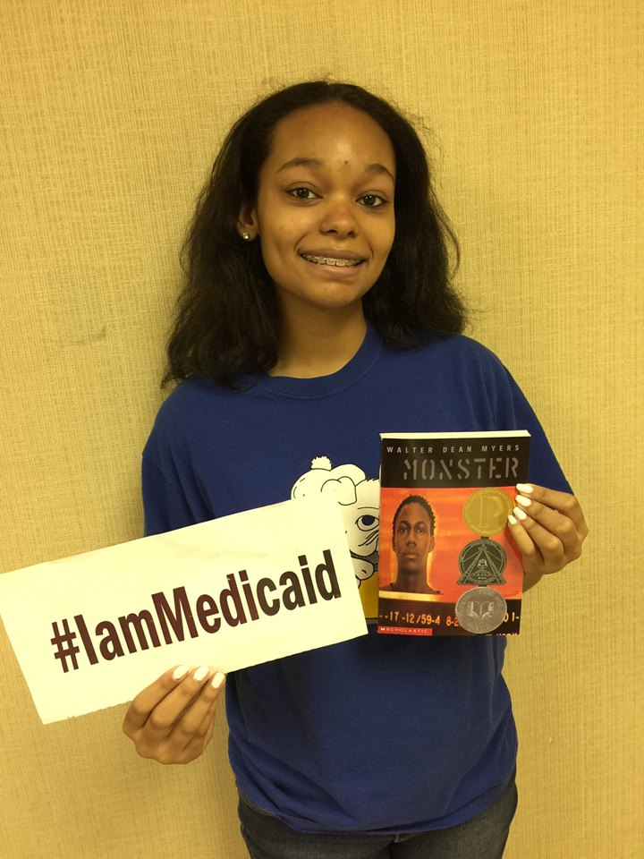 Several years ago my family fell apart I went to live with my retired grandmother. I thought about suicide but with the help of my telepsychiatrist and medication I have a future. Thanks Medicaid! ‪#‎IamMedicaid