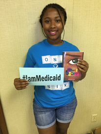 I had Type 2 Diabetes. I changed my diet and excersize more and now my A1c is 5.8! I want to be a pediatrician. Thanks Medicaid! #IamMedicaid
