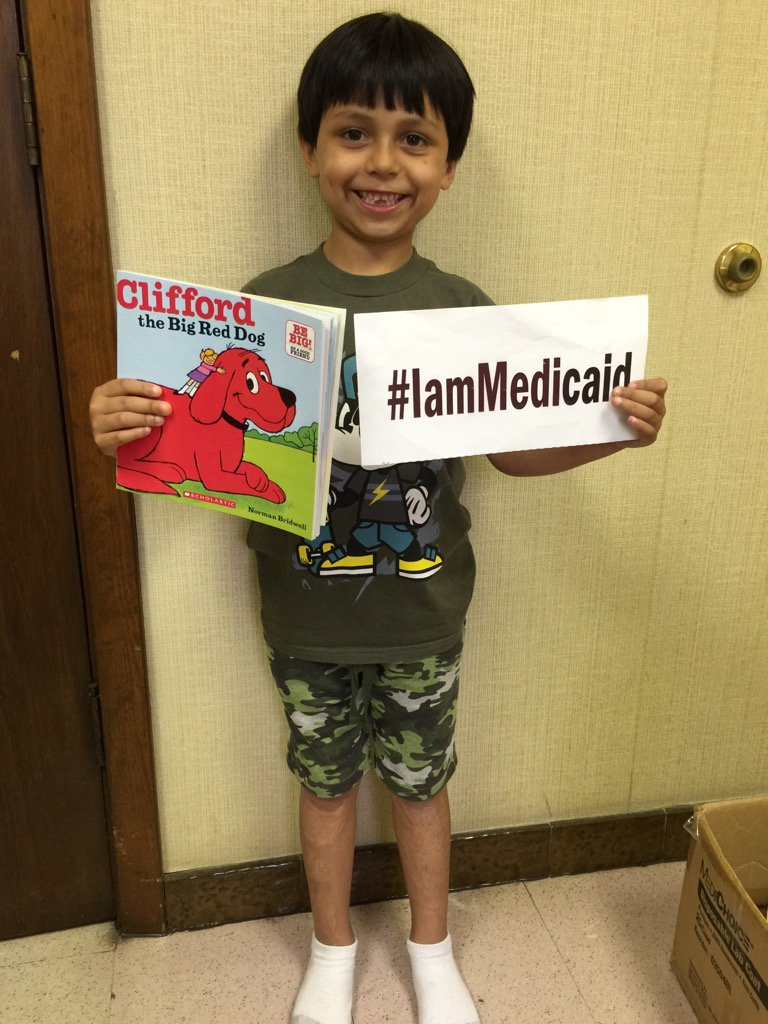 I fell in a fire. Spent 3 weeks in burn unit. Thanks Children's Hospital and Medicaid. Dad works but has no insurance. #IamMedicaid