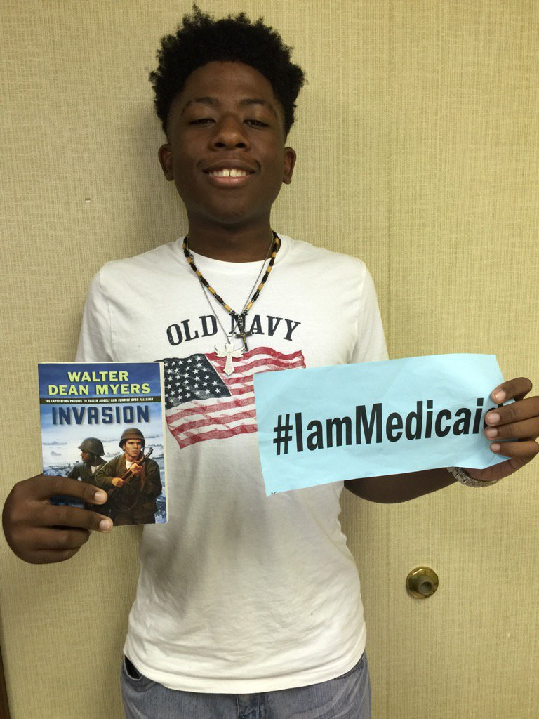 I have sickle cell disease. I feel great and want to have my own business. Thanks Medicaid for my life. #IamMedicaid