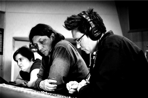 """""""Working with Lynne Earls is a brilliant combination of very relaxed and yet extremely expedient. A very focused, steady hand at the board……and a lightning fast editor."""" –  Kd Lang (Nonsuch)"""
