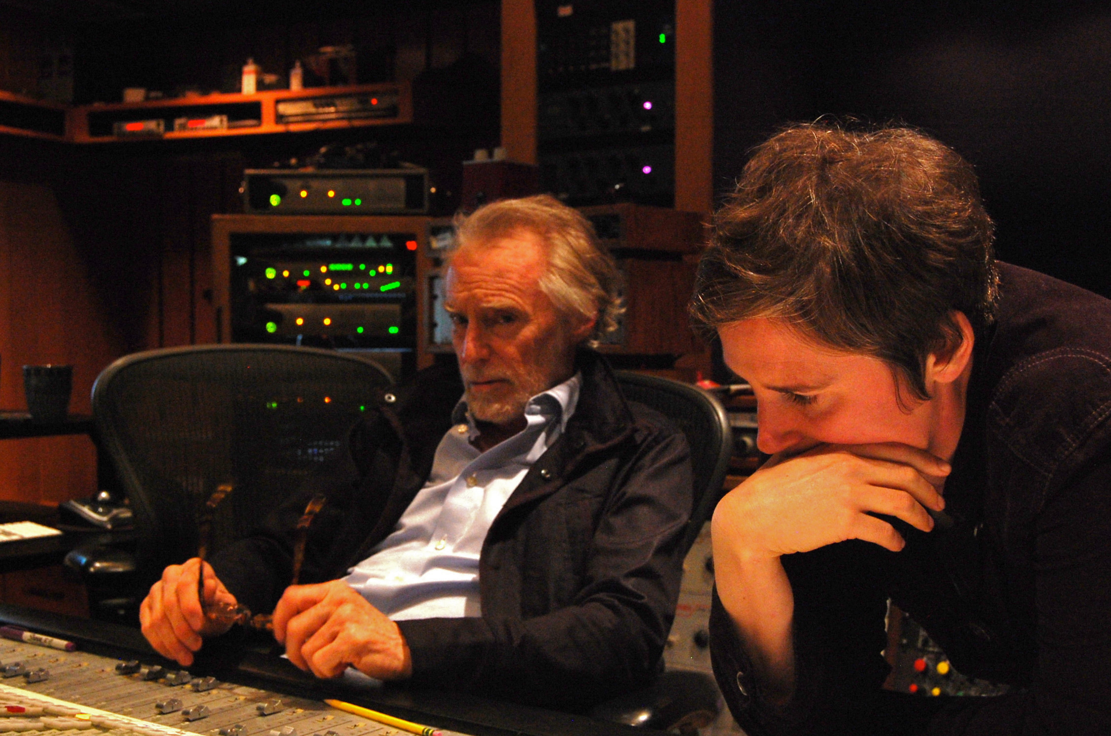 """""""If I had my pick of engineers, and I do, I'd rather have Lynne Earls flying the desk than anyone.""""  – JD Souther (Sony Masterworks)"""