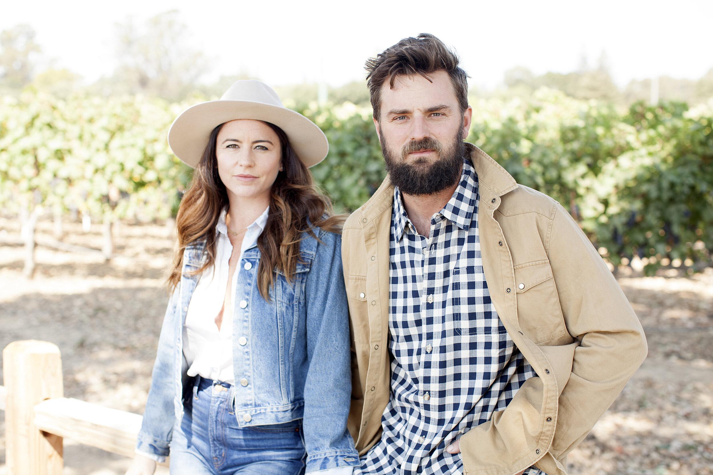 Kim & Tyler Elwell, Halcyon Wines