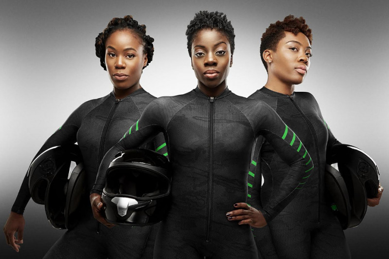 I am personally proud of this one because I am NIGERIAN. NAIJA NO DEY CARRY LAST OOO! We don't even like the cold weather but trust us to to play in a winter sports! Shout out to Seun Adigun, Akuoma Omeoga, and Ngozi Onwumere for making history!! First Nigerians to ever qualify to the Winter Olympic Games. Looking forward to 2018.