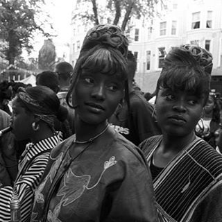 Portrait from Giles Moberly's photo documentation of London's Notting Hill Carnival, 1990-2010_ #SUNUnotes #SUNUjournal.jpg