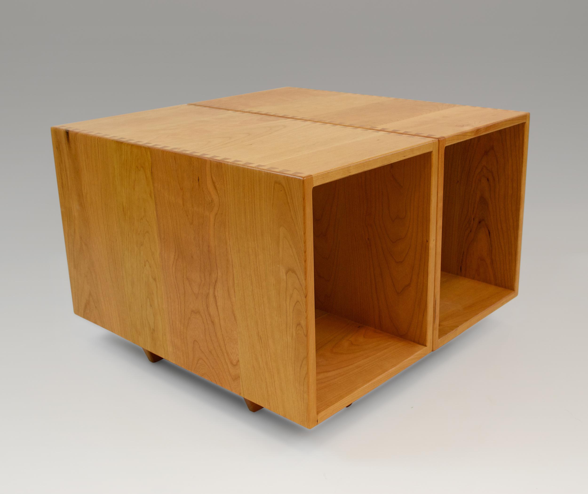 Zipper Series 2x2 Coffee Table