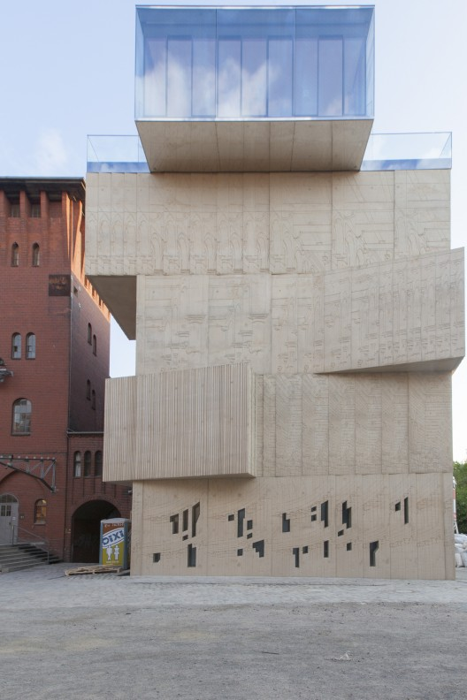 The Museum of Architectural Graphics in Berlin