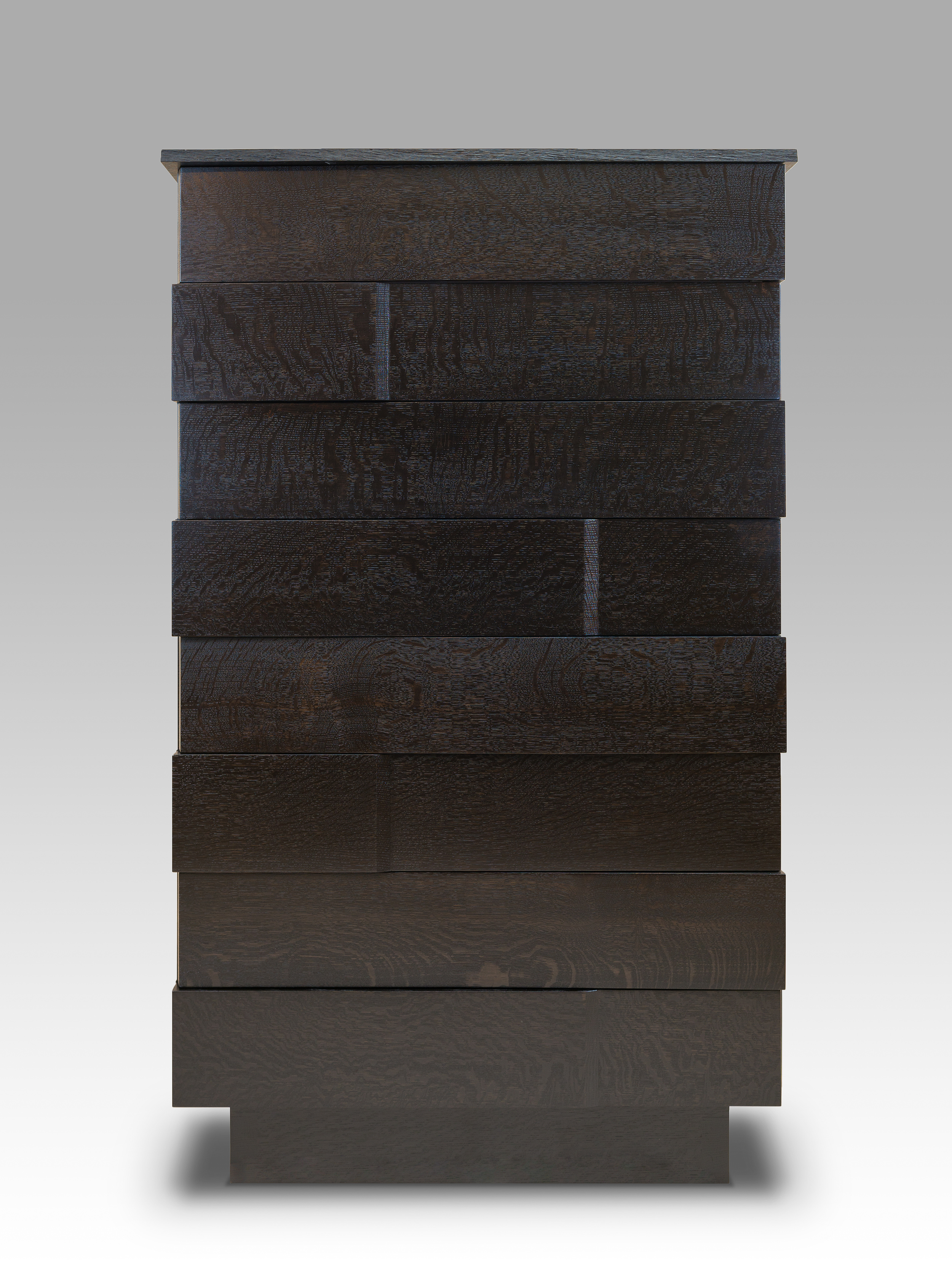 Ooku3 Dresser - 2 sections stacked