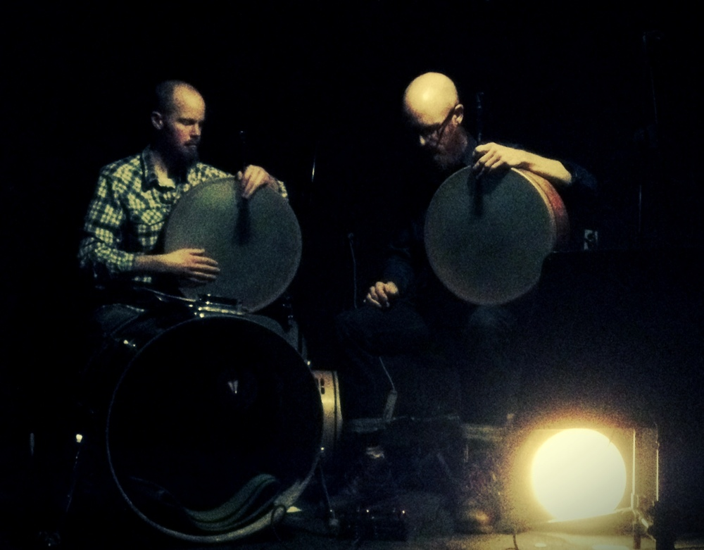 Limbs Percussion Duo