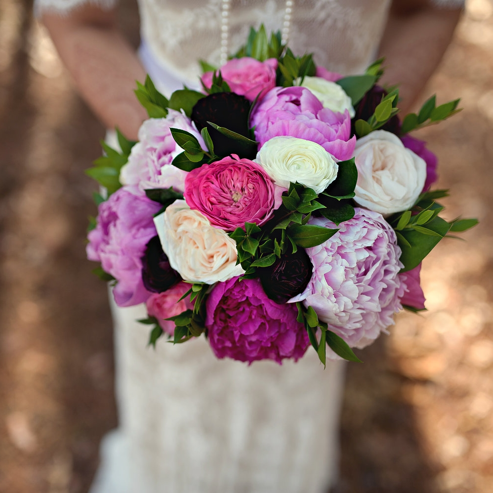 PEONY FOR YOUR THOUGHTS? // AZIZA + KEITH