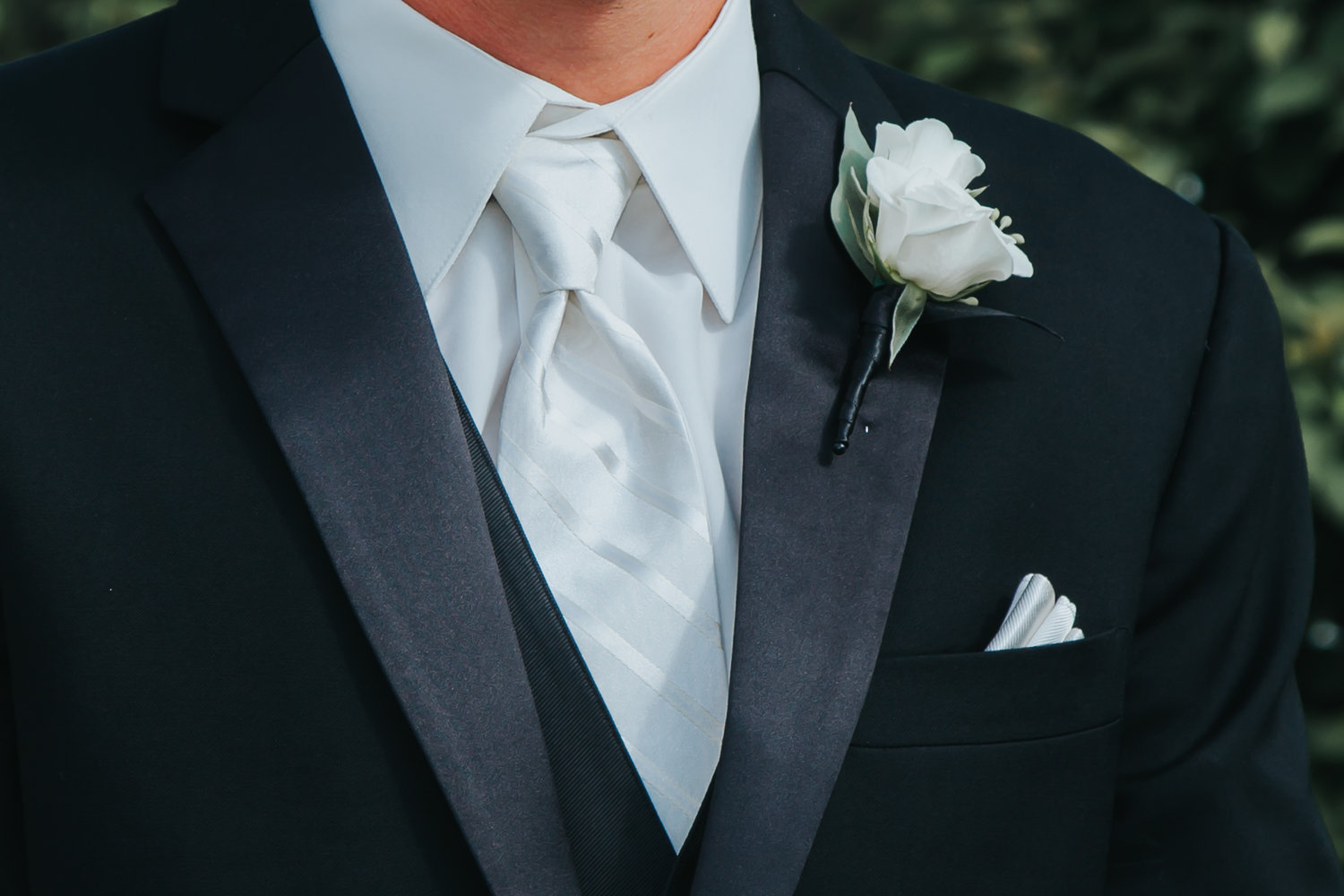 Boutonniere's start at $17 each