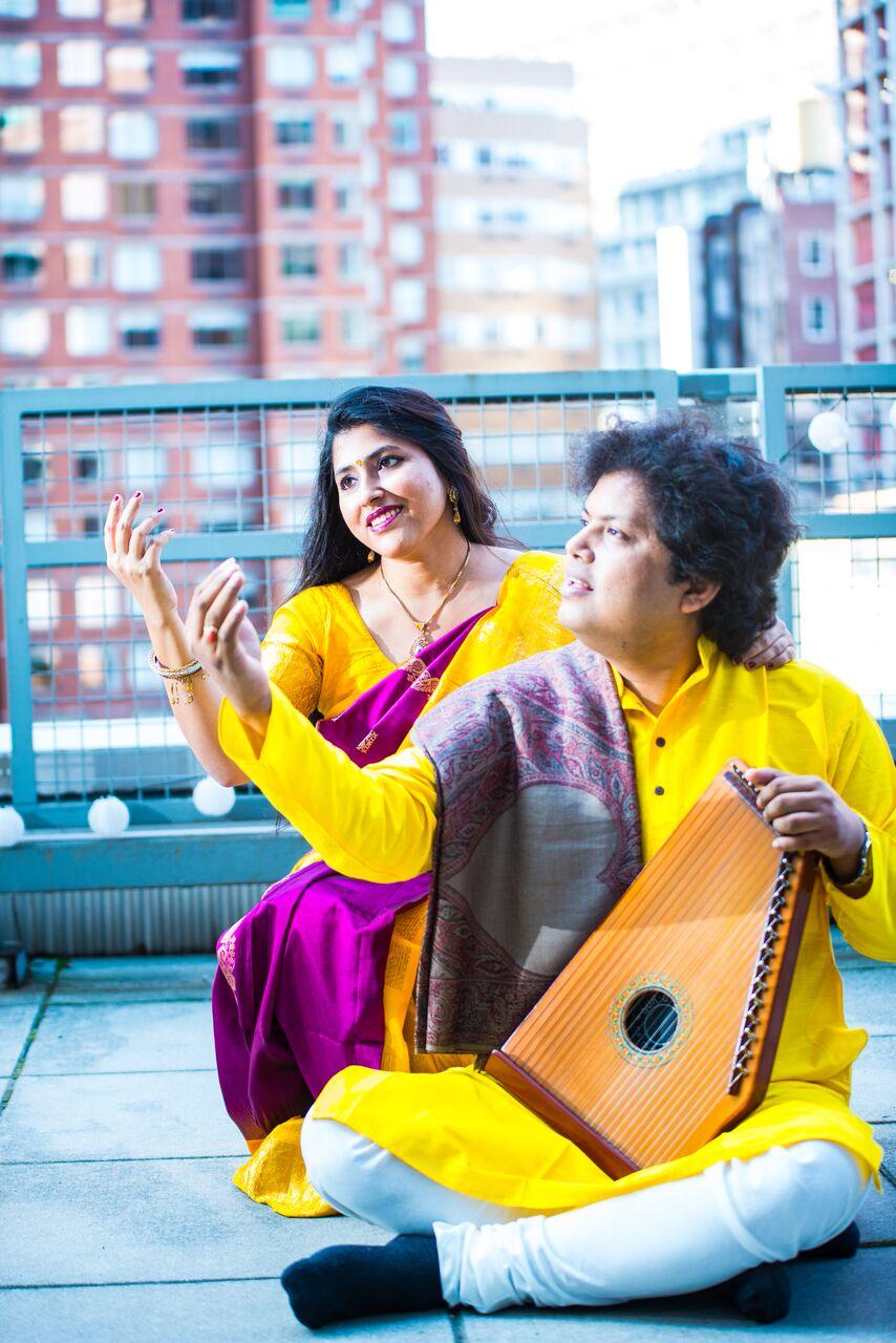 SANDIP BHATTACHARJEE & SUSMITA CHAKRABORTY