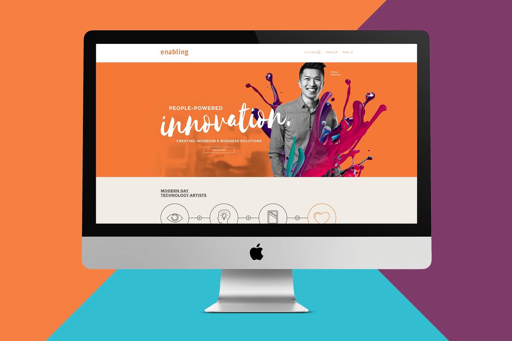 Enabling Website