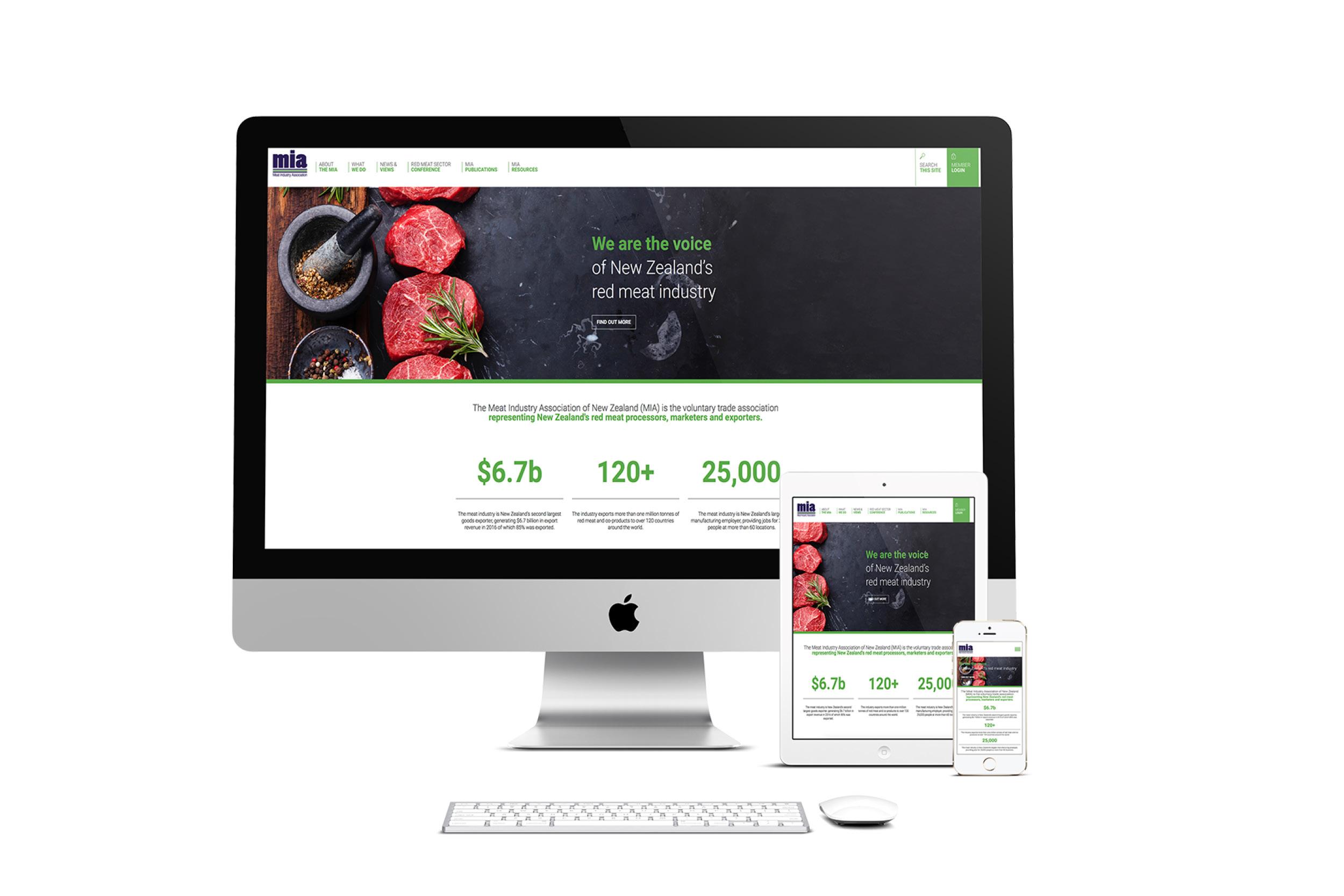 Meat Industry AssociationWebsite