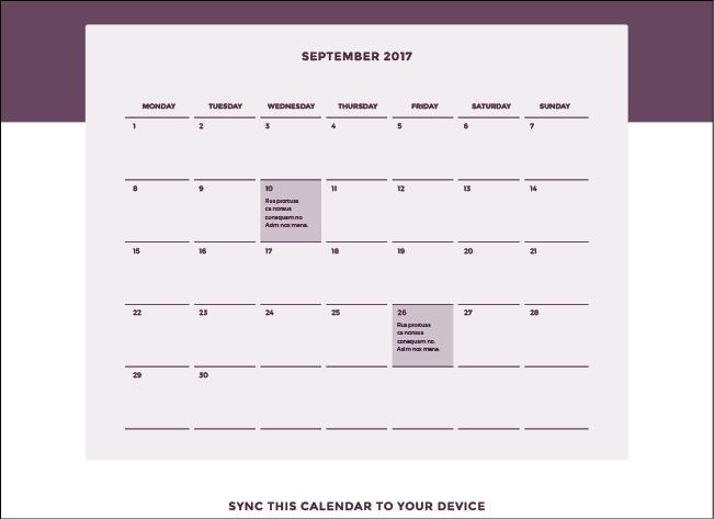 Key glance – Event calendar.jpg
