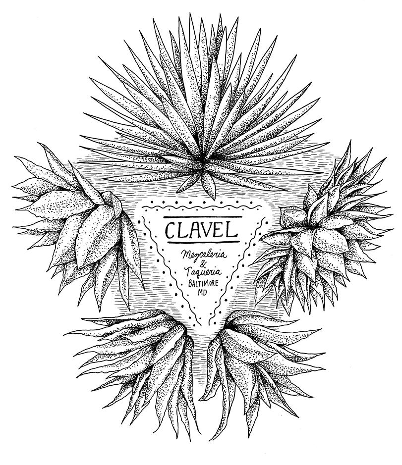 Clavel t-shirt
