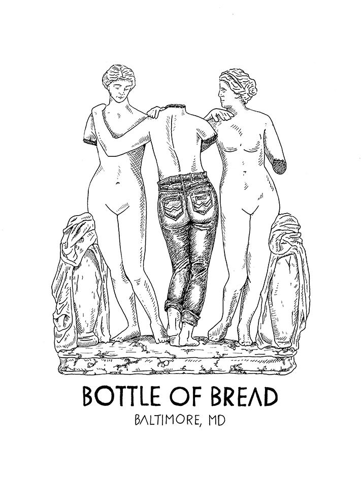 Bottle of Bread Logo