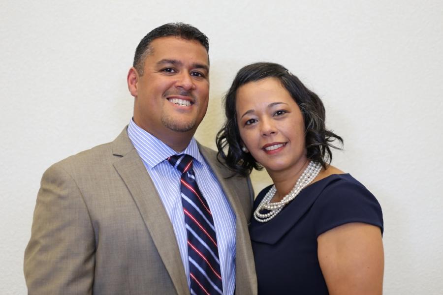 PastorsEugene & Denise Baez -