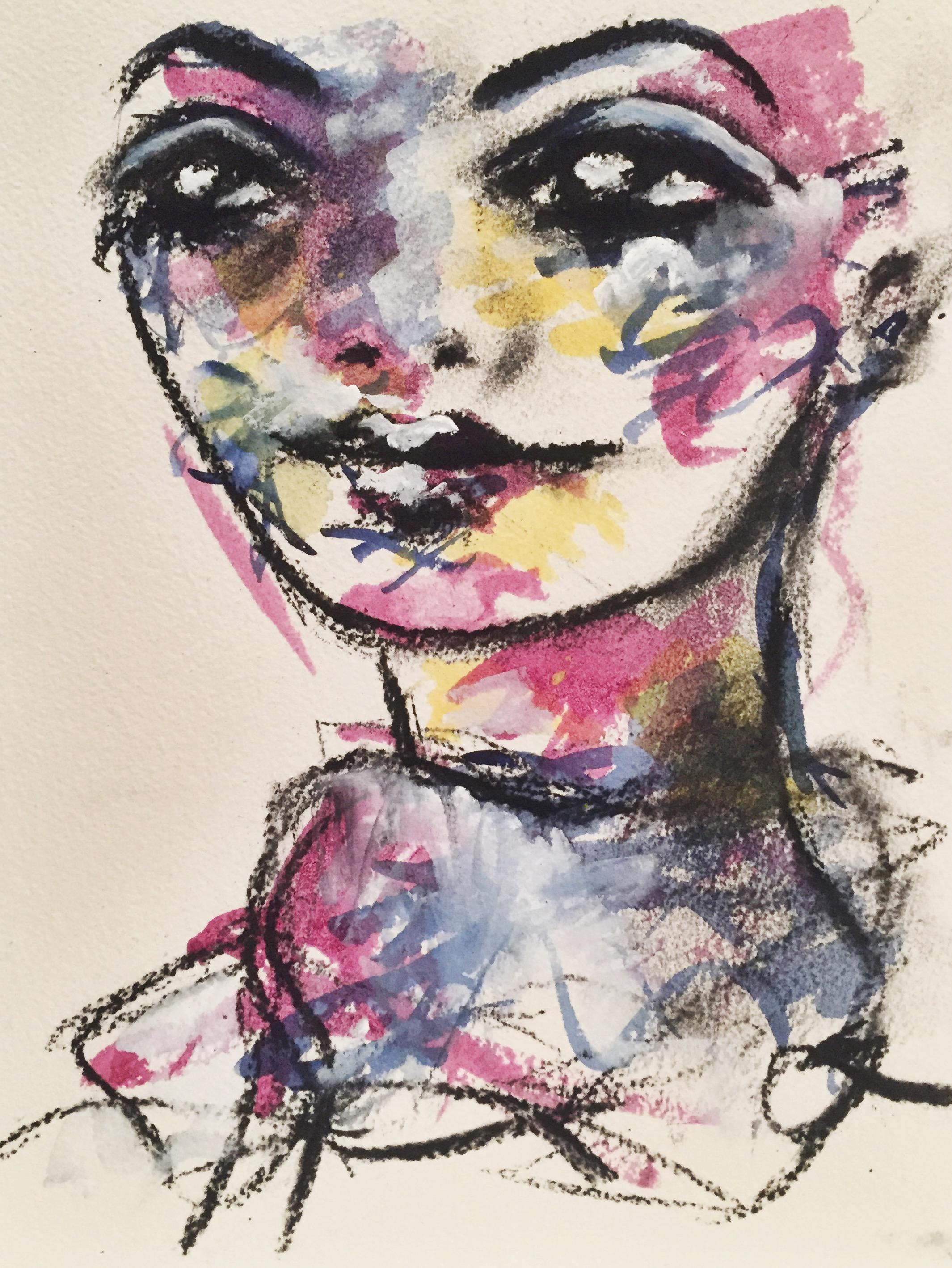 Expressionist Paris, Portrait 2