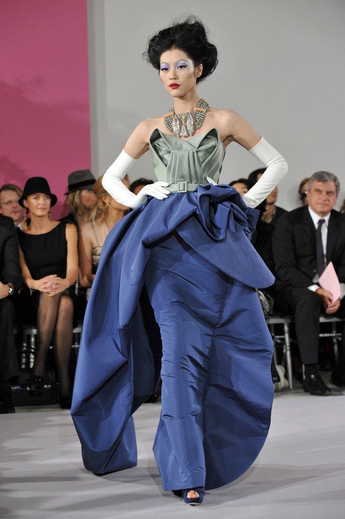 John Galliano for Dior, SS10