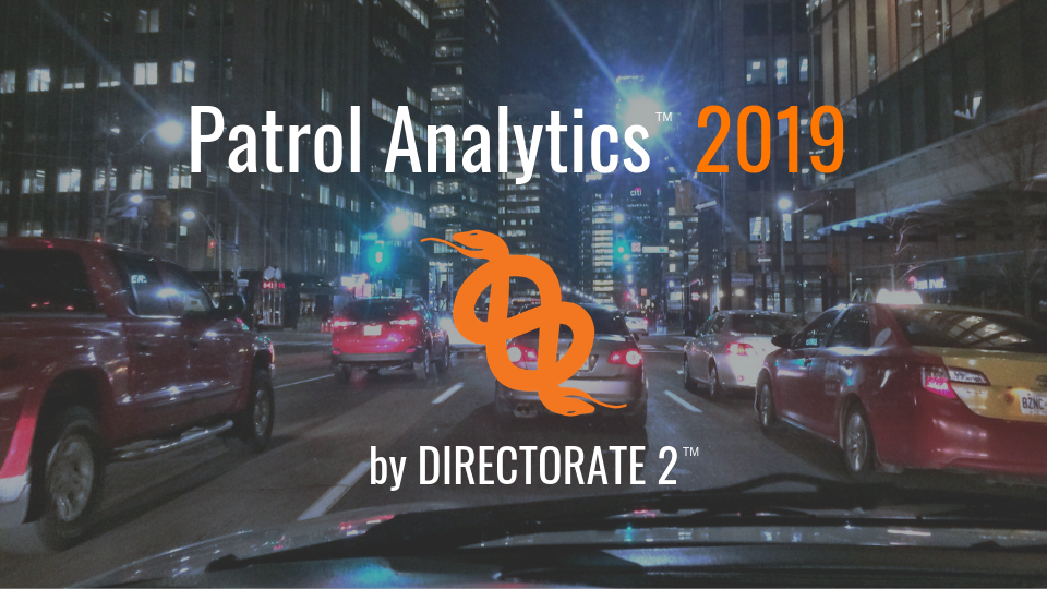 Step 4: Patrol & Investigators Play an Active Role in Both Analytics & Analysis, and Cross-Functionality is Introduced. -
