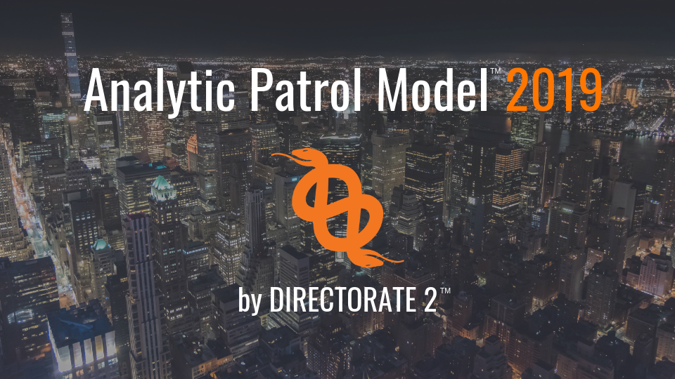 Step 2: Officers Get an Analytic Skillset Tailored to the Patrol Environment— Training Usually Given Only to Analysts. -