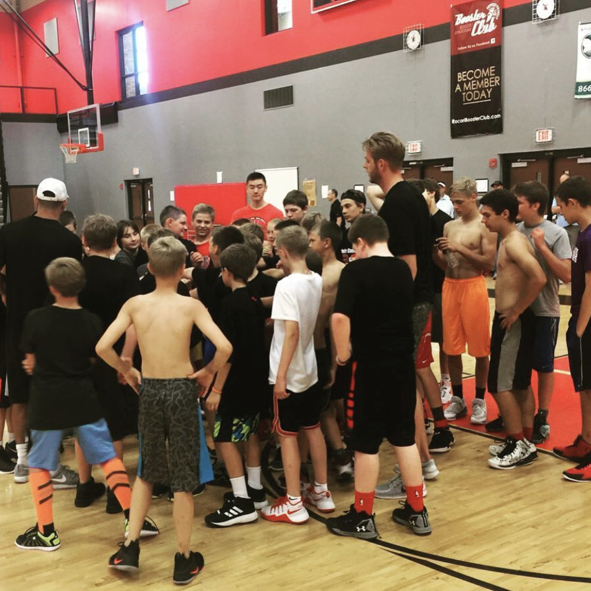 Justin+Stommes+Basketball+Youth+Training+Camp+Minnesota+and+Los+Angeles
