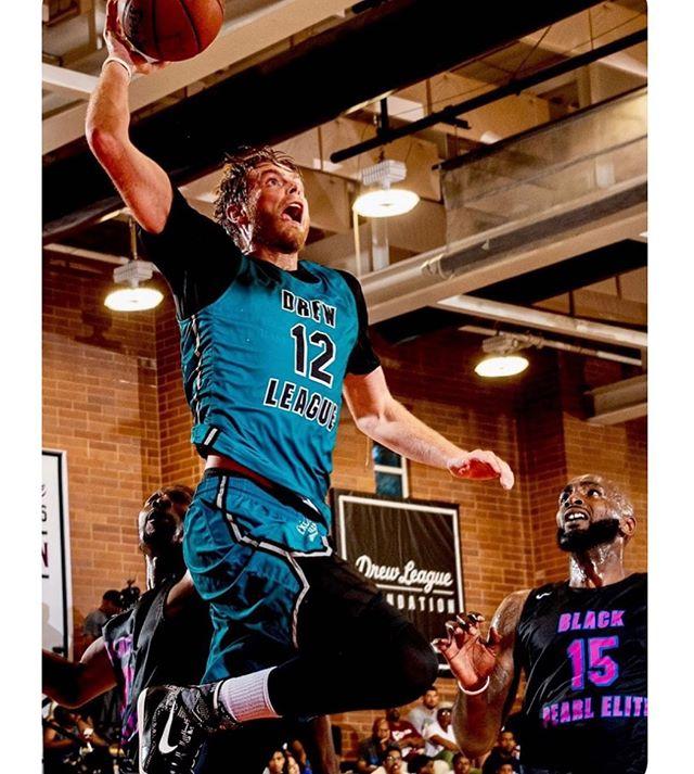 No excuses, just produce. #drewleague #baxterlegacy #week7 #justinstommesbasketball